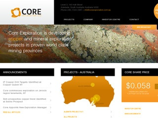 coreexploration.com.au