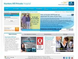 huntershillprivate.com.au